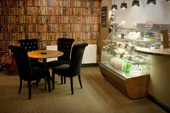 Russian Tea Room: The Patisserie at the ground floor