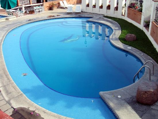 Hotel Loma Linda: Alberca