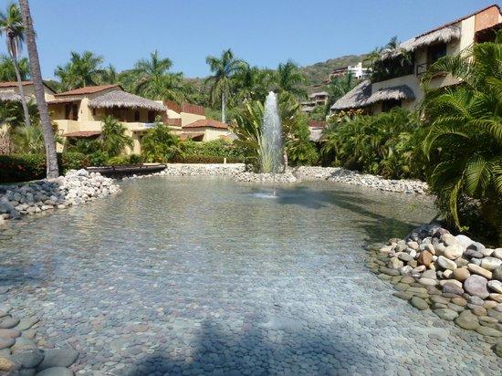 Villa del Sol Resort: One of 4 lagoons