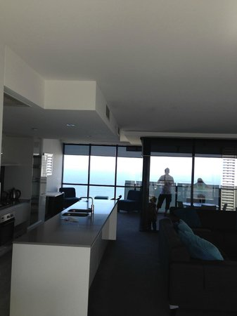 Living Area Picture Of Mantra Circle On Cavill Surfers