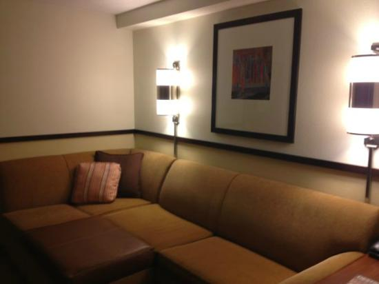 Hyatt Place Cranberry: Living Room