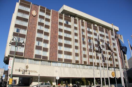 Exterior picture of intercontinental prague prague for Best hotel location in prague