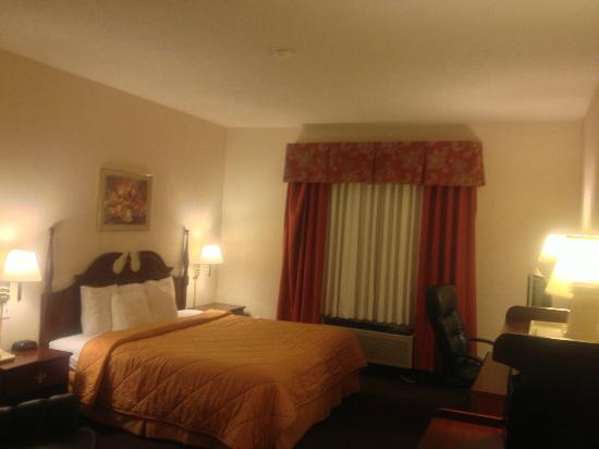 Kingdom City, MO: Room
