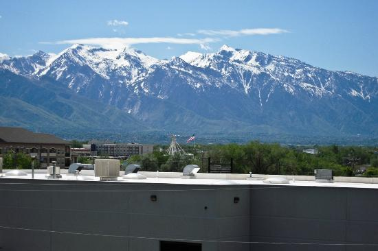 Hampton Inn Salt Lake City-Downtown: Nearby Mountains