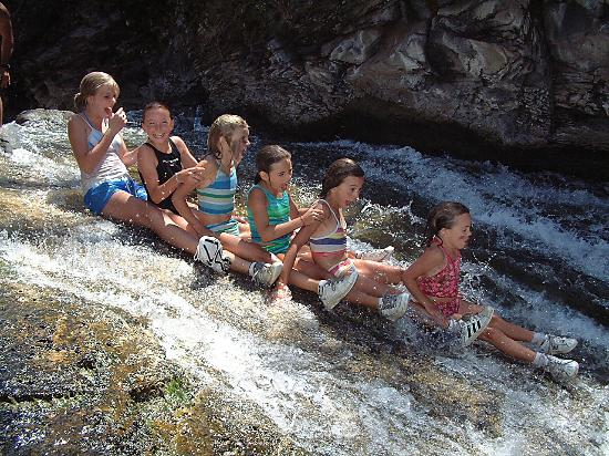 Sunriver, Oregón: Waterslide