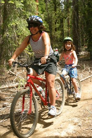 The Paulina Plunge: Down Hill Bike Ride