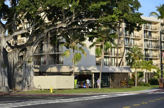 King Kamehamehs many shops - Picture of Courtyard by ...