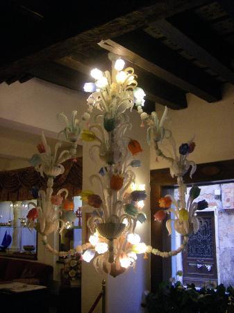 Hotel Giorgione: Entrée de l'hôtel