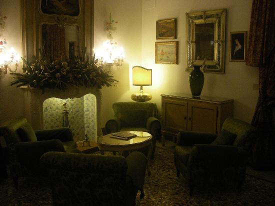 Hotel Giorgione: Salons de l'hôtel