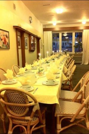 Hotel Römerhof: Frühstücksraum