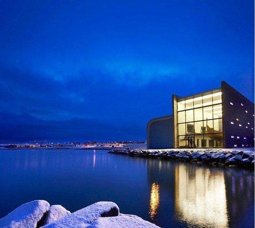 Keflavik, Iceland: Wiking word