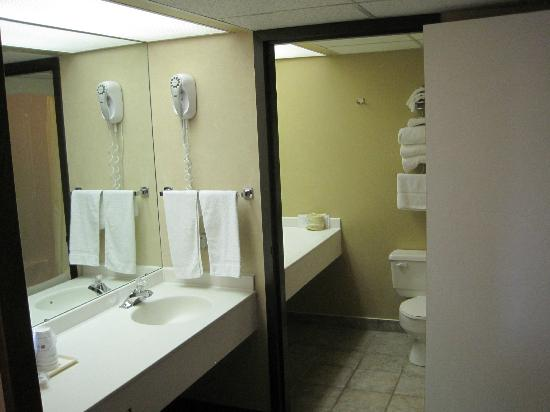 BEST WESTERN Fallsview: bathroom