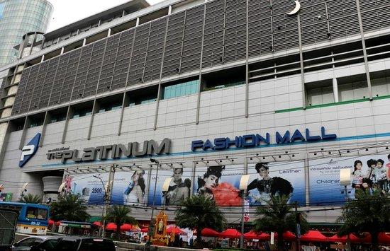 Platinum Fashion Mall Bangkok Address