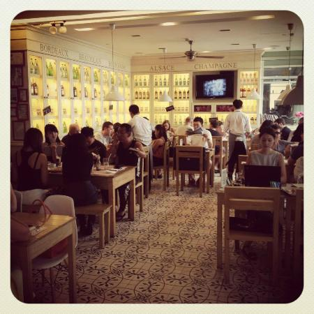 Photo of French Restaurant Cafe Tartine at Soi Ruamrudee, Bts Pleonchit, Bangkok 10330, Thailand