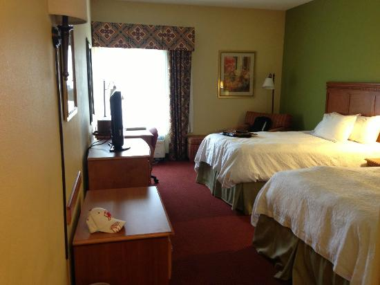 Hampton Inn Bardstown : Room - Window