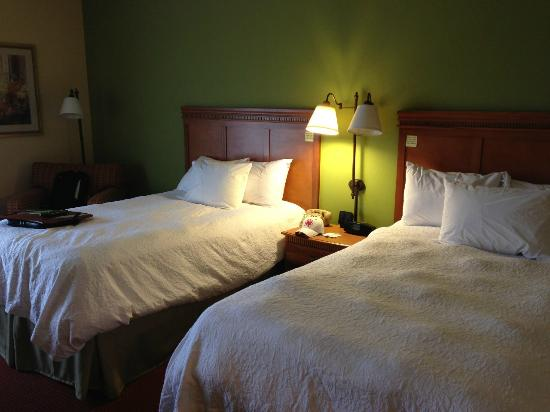 Hampton Inn Bardstown : Room - Beds
