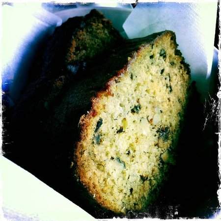 Two Sandals by the Sea Inn - Bed & Breakfast : Banana bread. Worth framing.