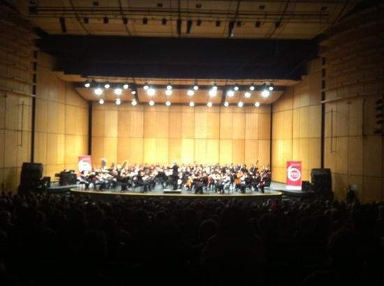 Bogota, Colombia: en concierto