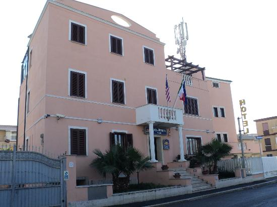 Best Western Hotel Riviera: Exterior
