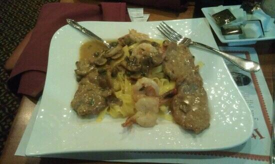 Sal's By Victor: My meal-  Superb!