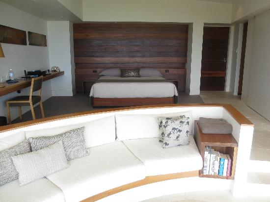 Southern Ocean Lodge: Our Suite