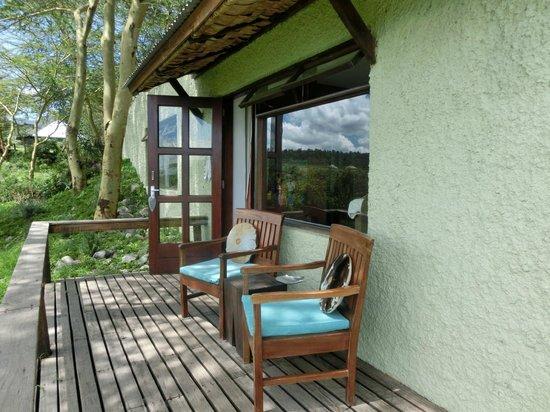 Hatari Lodge: Zum Verweilen