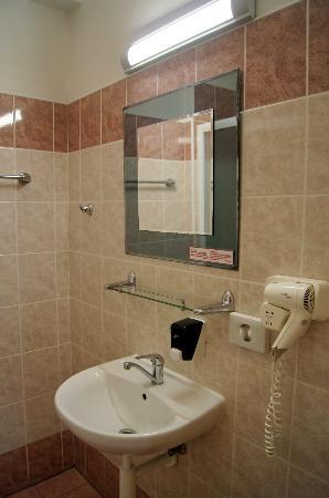 Residence Bene: lavabo