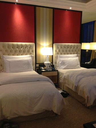 The Trans Luxury Hotel Bandung: Twin Bed