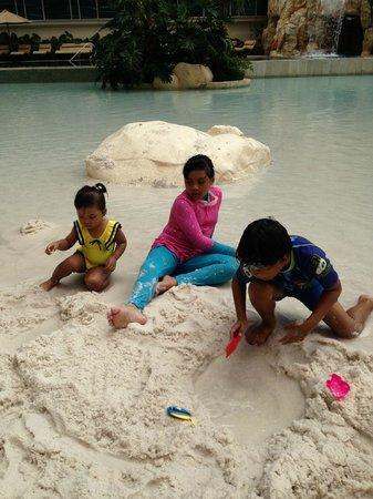 ذا ترانس لاكشري هوتل: Sandy Beach Pool 