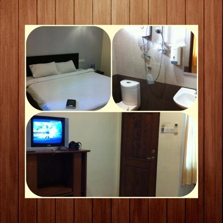 Cactus Inn Resort Hotel : deluxe room