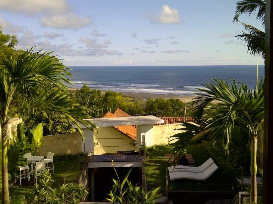 Villa Alcheringa: The View from main Terrace