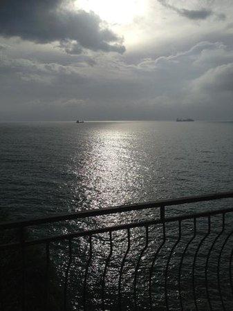 Hotel La Lucertola: panorama dal nostro balcone