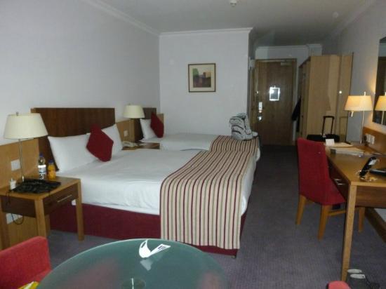 Clayton Hotel Cardiff Lane: Zimmer