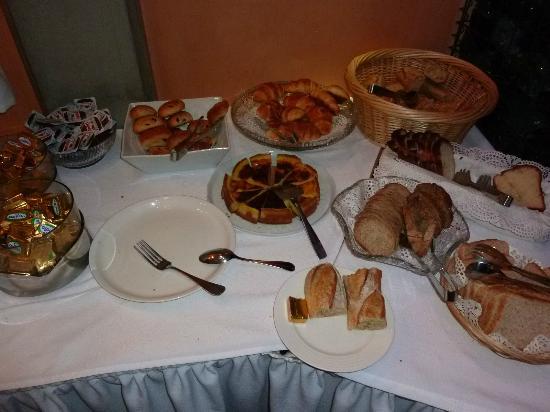Grand Hotel des Terreaux: petit-déjeuner (buffet)