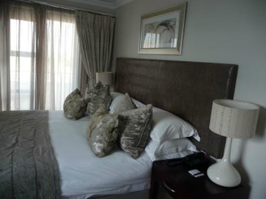 Quarters Hermanus: room