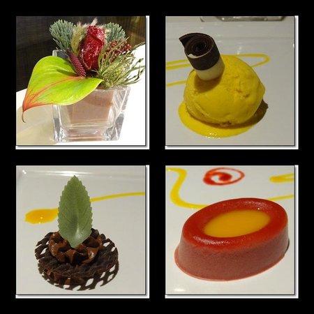 Hotel De Kommel: Lekker dessert