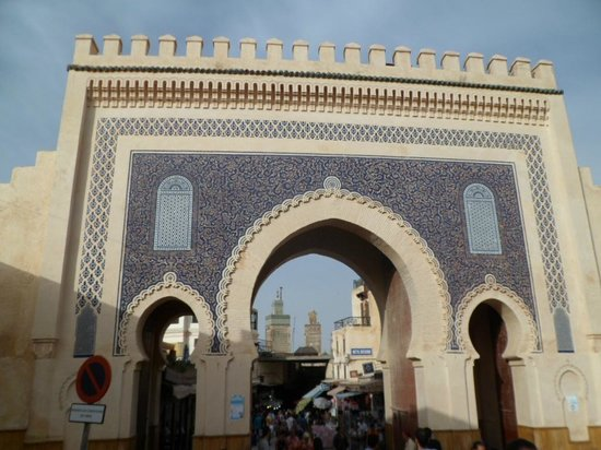 Dar el Yasmine: Blue Gate (Bab Boujeloud)