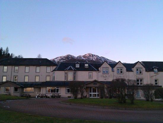 Loch Achray Hotel: lovely hotel