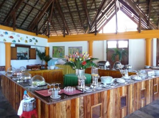 Le Domaine de La Reserve: restaurant