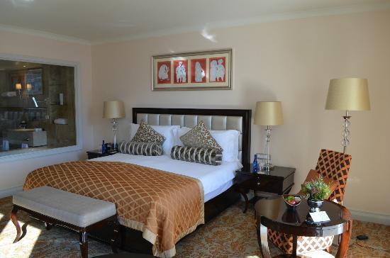 Taj Cape Town: Chambre