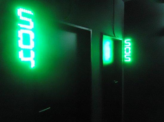 NYX Prague: Numeri delle stanze
