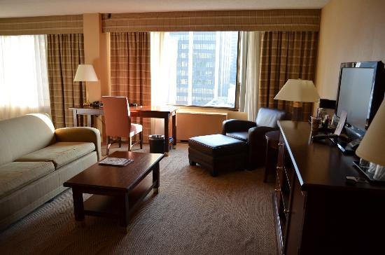 Sheraton Centre Toronto Hotel: Junior Suite