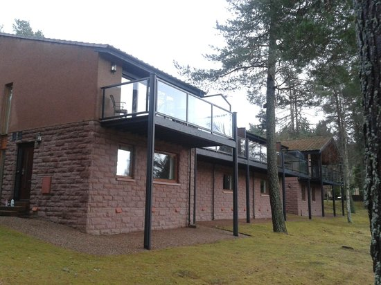 Hilton Grand Vacations Club at Craigendarroch Lodges: our lodge