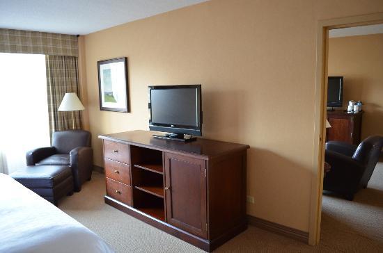 Sheraton Centre Toronto Hotel: Junior Suite