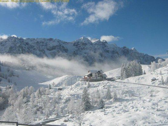 Recoaro Terme, Italien: inverno
