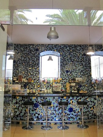 Gastrobar Mnh Armando Saldanha: Interior del gastrobar