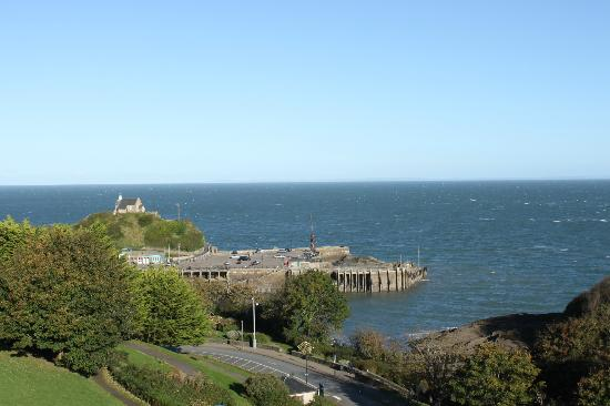The Collingdale: View of Verity and the Harbour