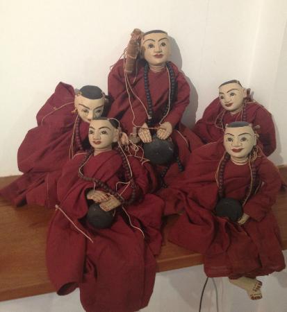UNIK by Mosaic: Monks