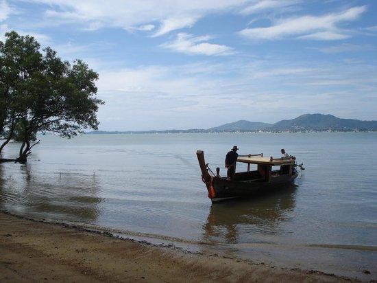 The Mangrove Panwa Phuket Resort: Beach
