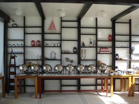 The Mangrove Panwa Phuket Resort: Breakfast